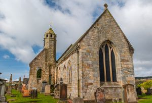 Douglas, St Brides Church