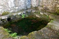 St Cybi's Well, Main well chamber