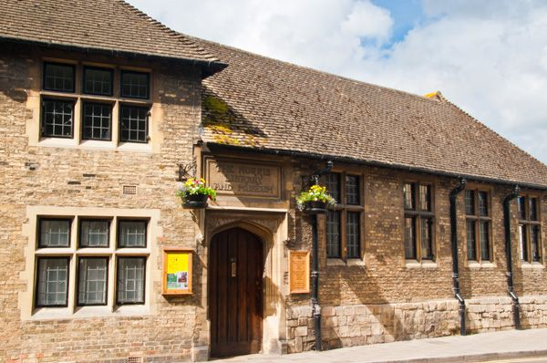 St Ives photo, The Norris Museum building
