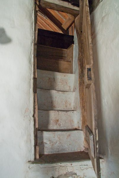 St Margaret's Church photo, Rood loft stairs