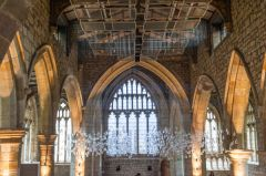 York St Mary's, Art installation in the nave