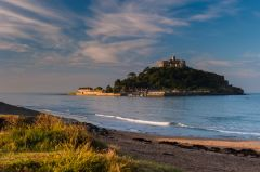 St Michael's Mount from Marazion beach