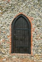 St Olave's Priory, Refectory window