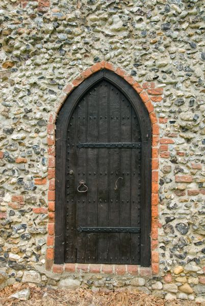 St Olave's Priory photo, Refectory window