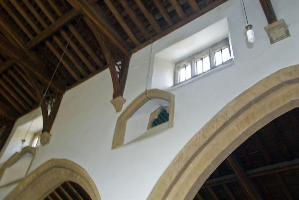 Stanford in the Vale, St Denys photo, Clerestory