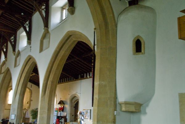 Stanford in the Vale, St Denys photo, Chancel view