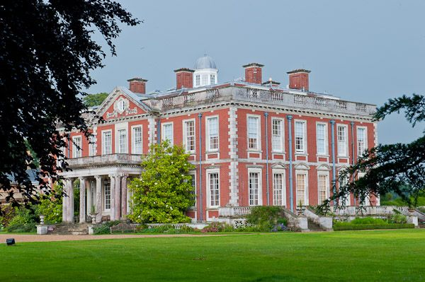 Stansted Park photo, Exterior view