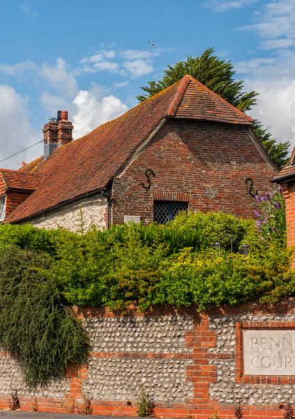 Steyning photo, William Penn's House