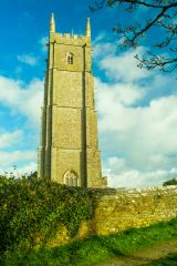 St Nectan's west tower