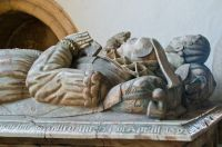 Stoke Dry, St Andrew's Church, Digby effigies