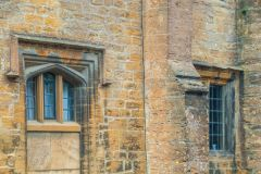 Stoke-sub-Hamdon Priory, 15th century windows