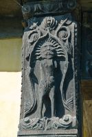 Carving of Adam