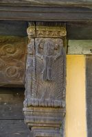 Gatehouse Carving