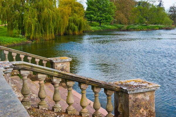 Stoneleigh Abbey photo, River Avon