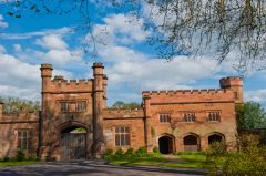 Stoneleigh Abbey, The Stables