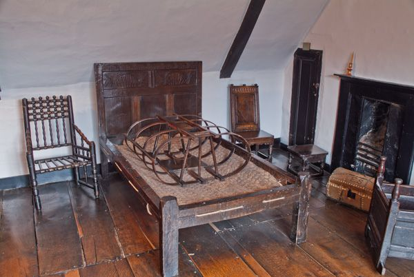 Strangers Hall photo, The Little Bedchamber