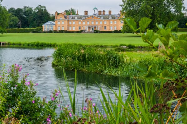 Stratfield Saye photo, The house from the river bank