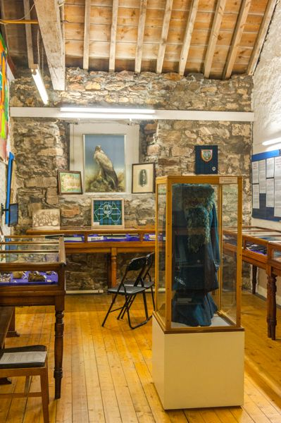 Strathnaver Museum photo, The Mackay Room