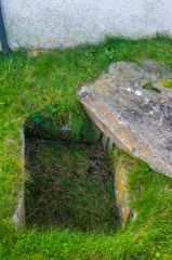 Bronze Age burial cist