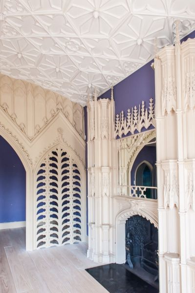 Strawberry Hill House photo, The Holbein Chamber