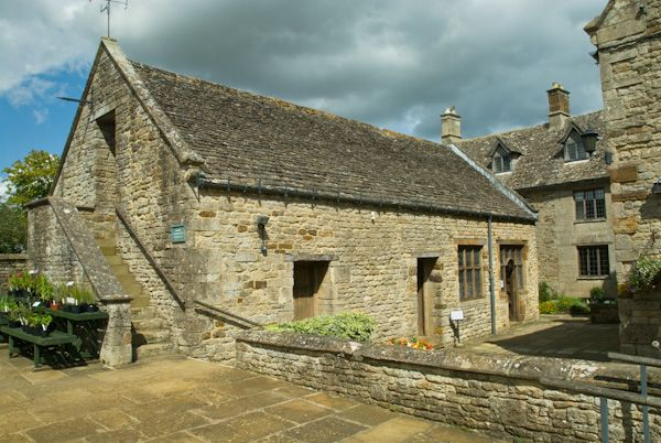 Sulgrave Manor photo, The Brewery