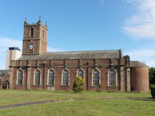Sunderland, Holy Trinity Church