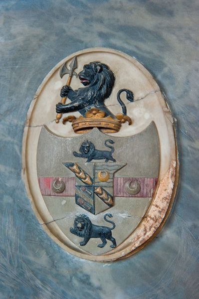 Sutton-on-the-Forest Church photo, Coat of arms