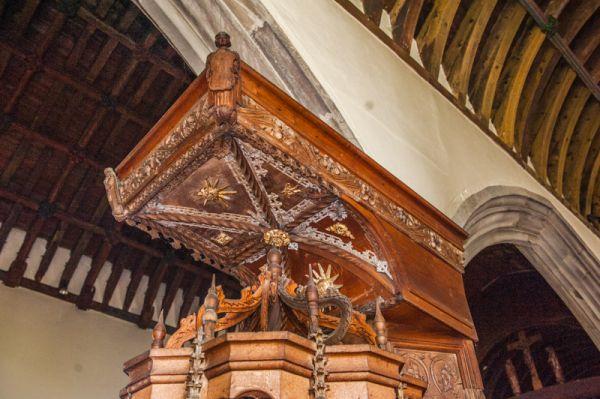 Swimbridge St James Church History Amp Photos Historic