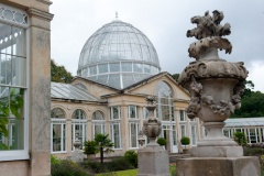 The conservatory dome