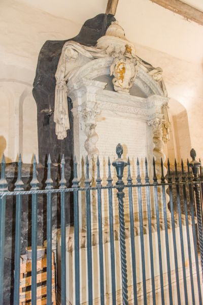 Talbot Chapel photo, The Talbot memorial