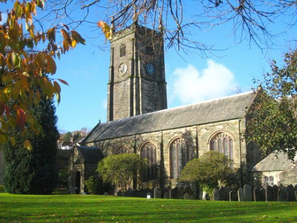 Tavistock photo, St Eustachius Church (c) Rod Allday