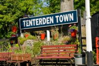 Kent and East Sussex Railway, Tenterden Station
