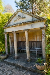 A neo-classical garden folly