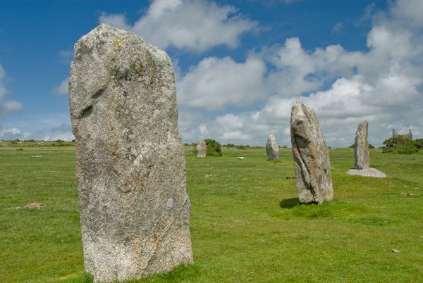 The Hurlers Stone Circles photo, Stone circle