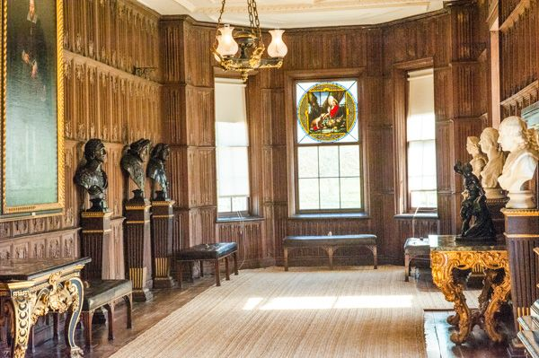 The Vyne photo, The Oak Gallery
