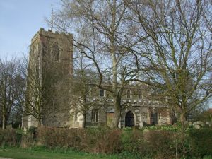 Theddlethorpe, All Saints Church