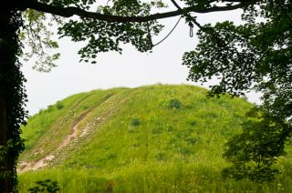 Thetford Castle mound