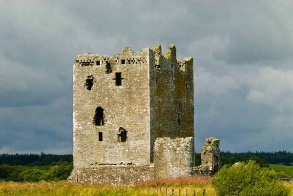 Threave Castle photo, Archibald the Grim's tower
