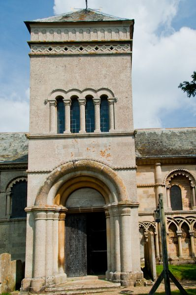 Tickencote, St Peter's Church photo, South porch and tower