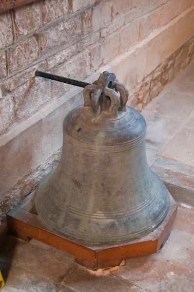 Tickencote, St Peter's Church photo, Bell