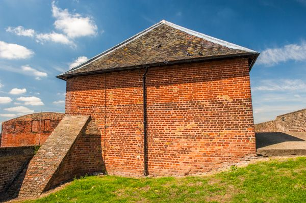 Tilbury Fort photo, Master Gunner's Store