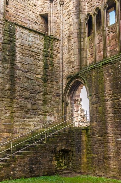 Tintern Abbey photo, The Night Stair