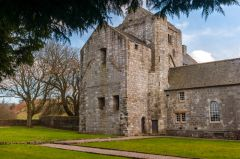 Torphichen Preceptory, The west tower