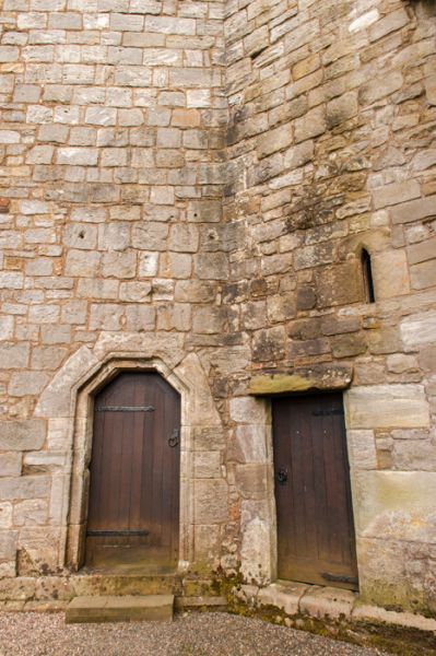 Torphichen Preceptory photo, The tower entrance