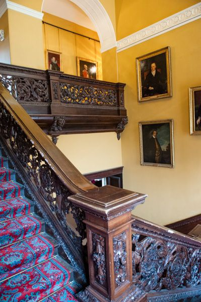 Tredegar House Newport Wales History Photos And