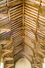 The hammer beam roof
