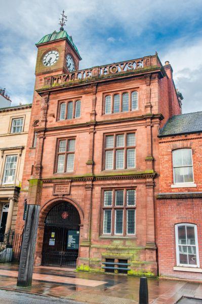 Tullie House Museum, Carlisle