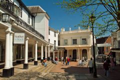 Tunbridge Wells, The Pantiles