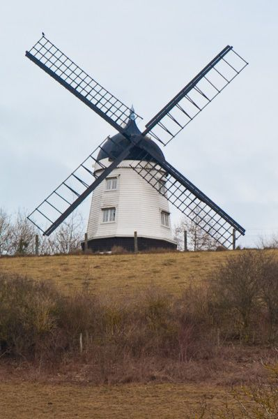 Turville photo, Turville windmill