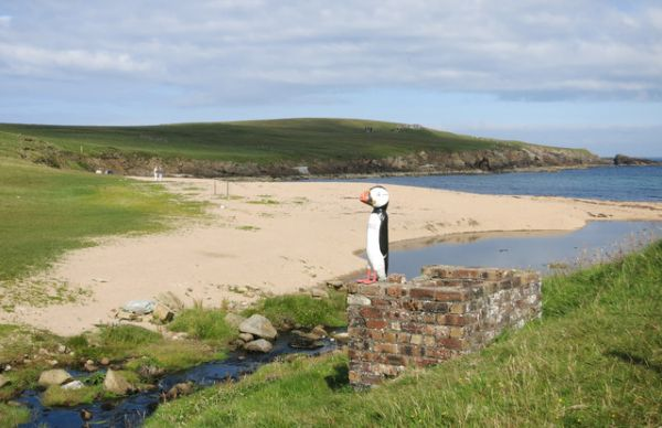 Unst and Yell photo, Unst coastal landscape (c) Des Blenkinsopp